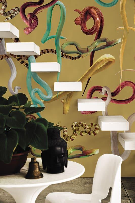 wallpaper-snakes-gold