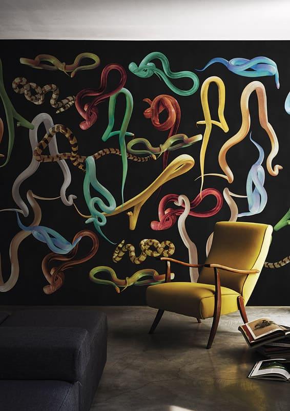 wallpaper-snakes-black
